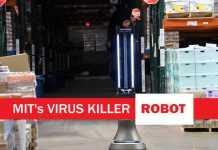 MIT CSAIL UV-C Robot