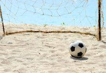 Beach Football | Image from Google