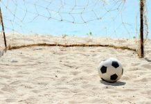Beach Football | Image from Google
