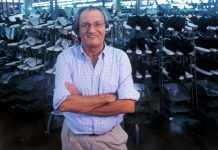Italian footwear designer Sergio Rossi dies aged 84, reportedly due to coronavirus.