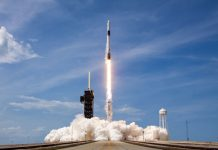 Elon Musk's SpaceX carries two American Astronauts to ISS