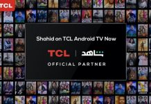 TCL launches its android televisions in MENA with Shahid