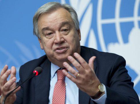 António Guterres Image