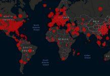 COVID Global Map