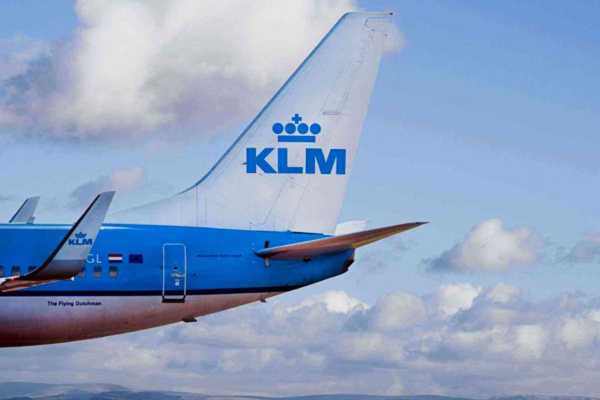 KLM Airlines Netherlands