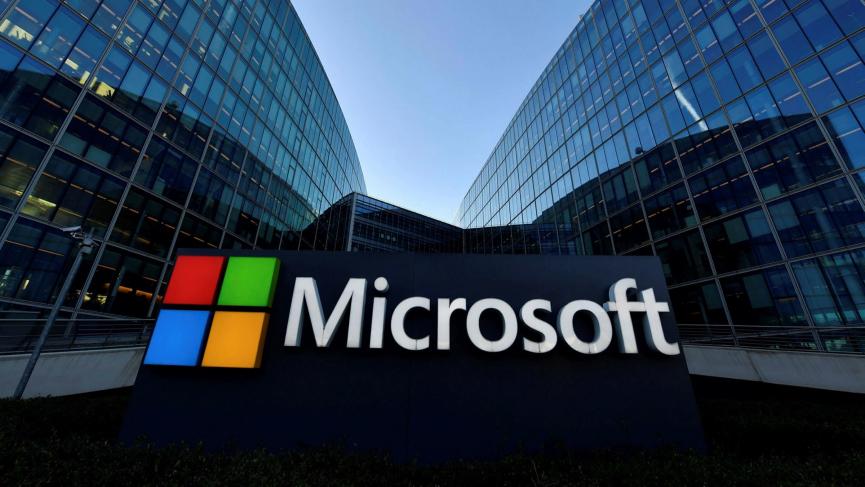 Microsoft HQ Image