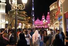 Dubai Tourism Image