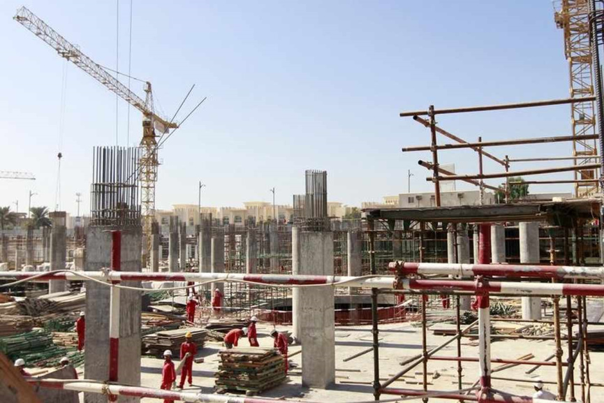 GCC Construction Sector Image