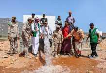 Saudi Arabia supports Yemen with SDRPY aided water and energy projects