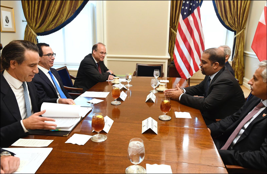 Bahrain-US Relations