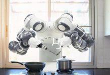 Robot Cooks