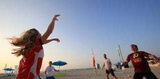 Dubai Beach Sports Week