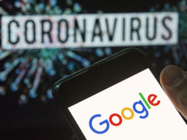Google Coronavirus image