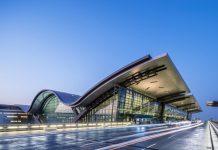 Hamad International Airport Qatar