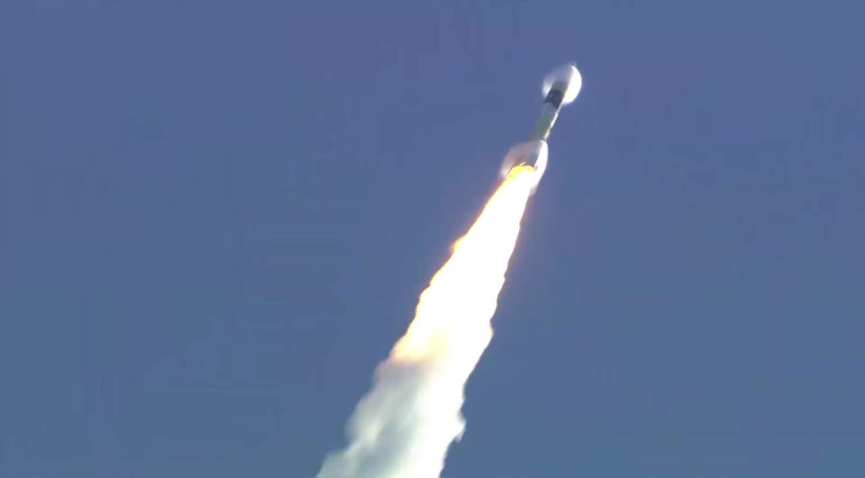 Hope Mars Mission Launch