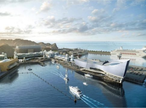 Mina Sultan Qaboos Waterfront Project Oman