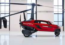 PAL-V-Liberty Flying Car