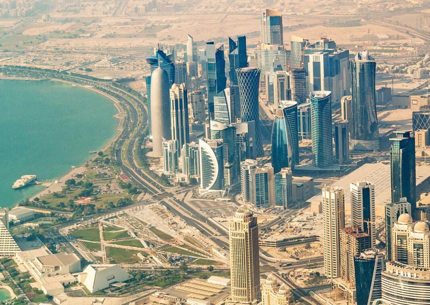 Qatar Aerial