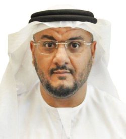 Dr. Sabri Al Azazi, Chief Operating Officer of the Central Bank of the UAE