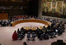 United Nations Security Council Image