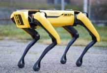 Dubai employs Robots at Work; DEWA unveils Boston Dynamics's Spot