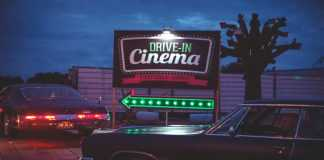 UAE Drive-In Cinema