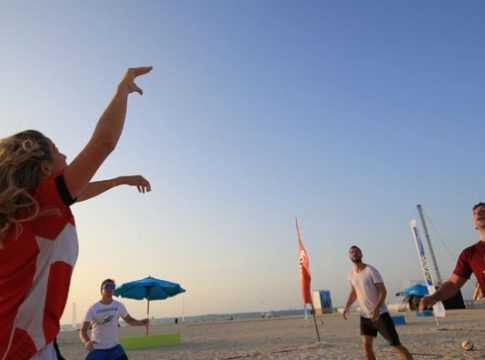Dubai Beach Sports Week
