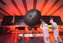 UAE Mars Mission Hope Probe