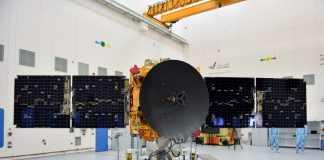 UAE Mars Mission Hope Probe at Work