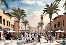 Modon Riyadh City Project