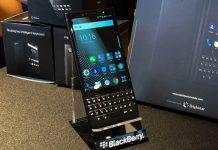 Blackerry 5G phone