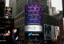 DGCX Nasdaq Display