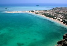 Saudi Farasan Island