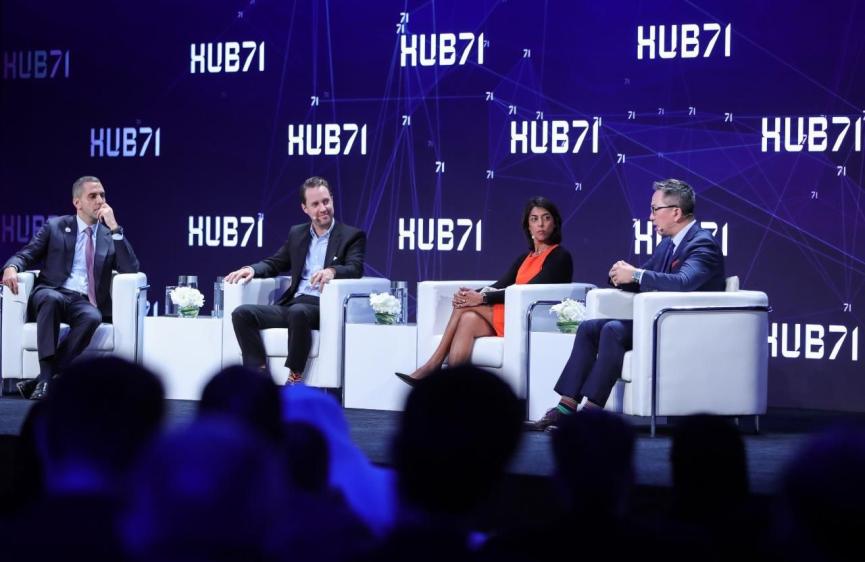Hub 71 Event
