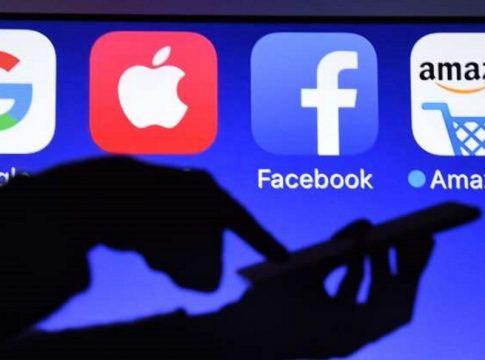 Tech giants apps Image