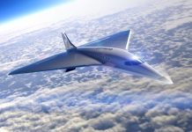 Virgin Galactic's Supersonic Airplane