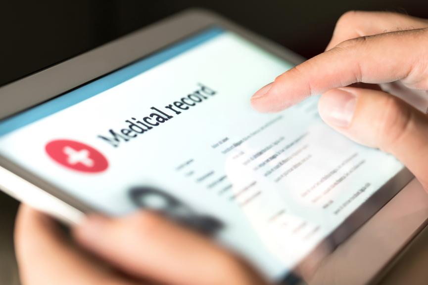 Digital Healthcare Image