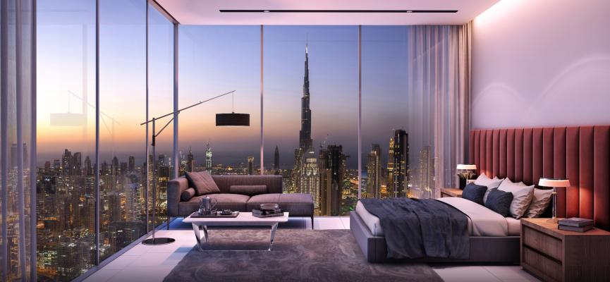 UAE Hotel Room
