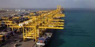 Dubai Port