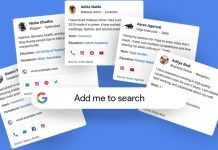 Google People Card Image