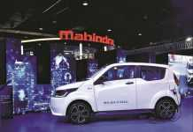 Mahindra Electric EV