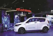 Mahindra Electric EV