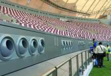 Qatar Stadium Cooling Technology
