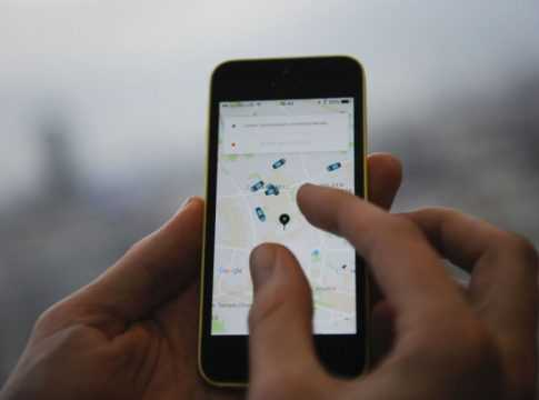 Uber service Image