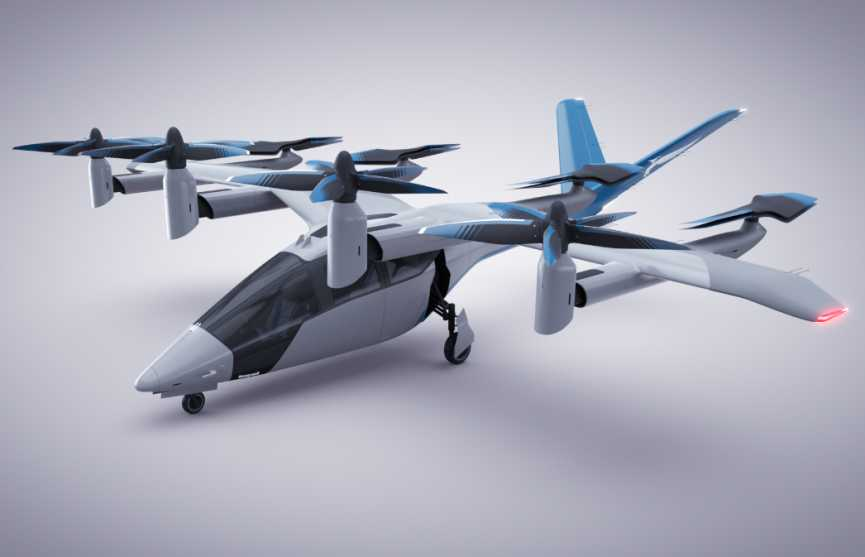Vertical Aerospace VAX1