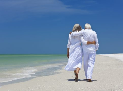 Elders Walking