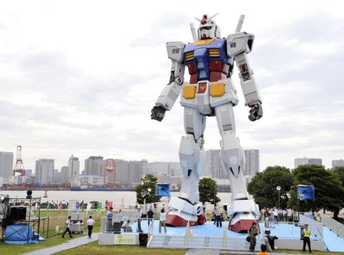 Gundam Robot Image