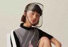 Louis Vuitton Face Shield Image