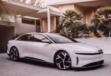 Saudi-backed Lucid Motors debuts 4 Electric Cars