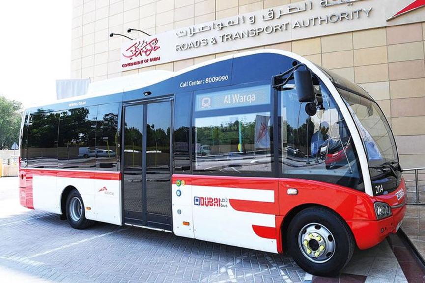 Dubai RTA Bus